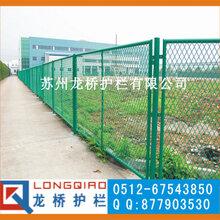 桐乡隔离网绿色桐乡厂房铁丝网隔离网龙桥专业生产图片