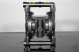 东莞BSK气动隔膜泵A25AL-PTT化工泵耐腐蚀泵1寸隔膜泵