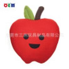 创意礼品可爱水果蔬菜系列毛绒小玩具玩偶定做