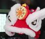 廠家直供2016中央春節聯歡晚會表演道具獅子頭帽子毛絨玩具