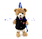 東莞廠家直銷兒童毛絨泰迪熊背包生日禮物