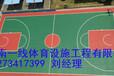 怀化硅PU篮球场施工选哪家?湖南一线体育专业球场地坪施工