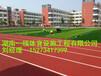 郴州宜章县塑胶跑道施工报价全线产品通过最新国标检测湖南一线体育