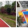 贵州毕节彩色防滑路面不需复杂工程就能实现