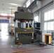 500T四立柱液压机