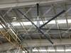 瑞泰风工业大风扇不固定岗位也能降温了