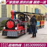 轨道小火车厂家金山观光小火车限量抢购图片