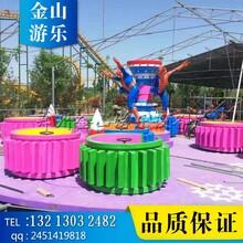 旋转咖啡杯游乐设备价格儿童游乐设备生产厂家图片