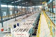 硅酸钙板墙板生产设备聚苯颗粒复合墙板生产线