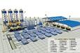移动式硅酸钙板聚苯颗粒复合墙板生产设备