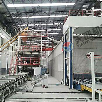 河北邯郸多功能平模墙板生产机械