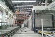 一种生产墙板的平模生产线墙板平模生产线墙板流水线