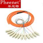 室外光纤光缆尾纤跳线万兆专用光纤尾纤图片