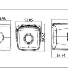 DS-2CD3T20D-I3I5I8200万筒型网络摄像机