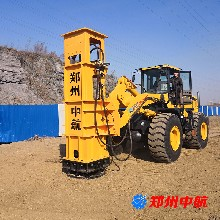 供应高速液压夯实机配各种挖掘机装载机夯实机郑州中航图片