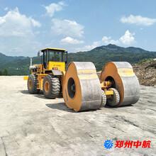都昌县郑州中航五边形冲击压路机厂商出售图片