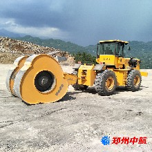 若羌县郑州中航30kj冲击压路机厂商出售图片