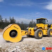 孟村回族自治县冲击碾压设备郑州中航冲击碾压路机代理图片