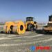 潯陽區沖擊碾壓路機沖擊式壓路機公司