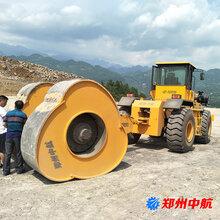 潼南县冲击碾压路机冲击式压路机中航值得信赖代理图片