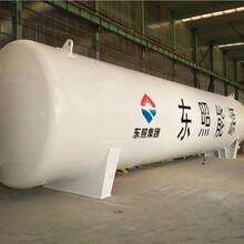 河北厂家生产60立方卧式低温储罐