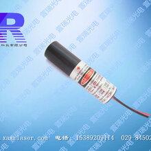 西安635红光模组,红光激光模组,十字线状激光模组,激光十字线