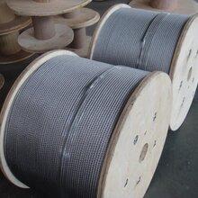 专业生产供应高品质不锈钢拉索绳