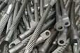 厂家直供不锈钢丝绳、涂塑绳、高铁连接线