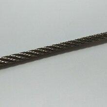 厂家直供汽车拉索、拉筋线用不锈钢丝绳