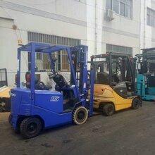 广州急转合力3吨4吨6吨叉车一台升高4米门架图片
