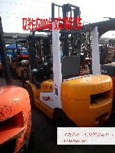 工厂低价转让合力二手叉车3吨3.5吨4吨燃油叉车图片
