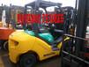 二手进口力至优1.5吨-3吨电动叉车/日本电动叉车+TCM电瓶叉车