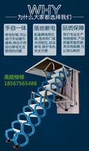 隐蔽式电动阁楼楼梯隐蔽式阁楼楼梯效果图图片