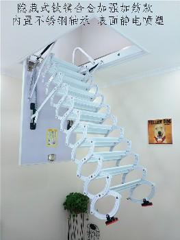 呼伦贝尔别墅隐形楼梯