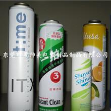 气雾罐厂家供应马口铁材质气雾罐、喷雾罐、空气清新剂罐杀虫水气雾剂罐等铁罐图片