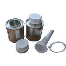 100ml汽油添加剂专用罐燃油添加剂马口铁罐积碳清洗剂罐燃油宝铁罐可定制