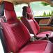 供應6D汽車座墊分體四季通用高檔亞麻汽車坐墊廠家直銷