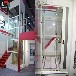 OTSE小型家用观光电梯/无底坑无机房家用别墅电梯/国产螺杆电梯