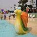 新款主题水上乐园温泉度假村水上戏水小品定做蜗牛戏水厂家直销