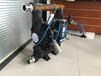 美国固瑞克GRACO粉末输送泵2英寸铝合金材质气动隔膜泵