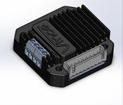 RS485微型一体化步进电机驱动器图片
