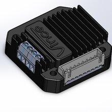 RS485微型一体化步进电机驱动器