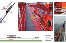 斗轮式堆取料gps定位自动控制系统大机gps定位防碰撞系统