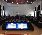 武汉专业会议会展音响灯光Led屏租赁搭建图片