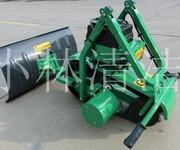 济宁小林电动轮式铲雪车电动除雪车直销图片
