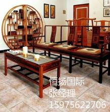 上海进口家具报关流程