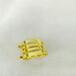 首飾鍍金飾品五金電鍍仿金黃銅鍍金加工廠金屬鍍金表面處理