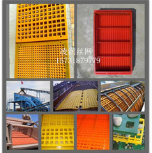 聚氨酯筛网用途
