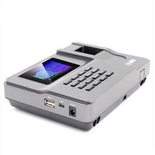 科密E300指纹考勤机免软件指纹式签到打卡机U盘下载数据