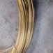 黄铁丝镀锌黄铁丝热镀锌黄铁丝搭架黄铁丝大棚用黄铁丝